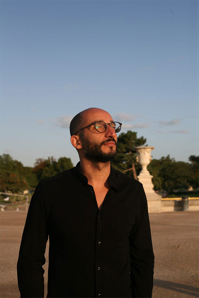 photo de majid par dorothée deyries henri